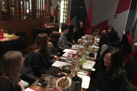 Our first SIETAR UK supper club – Indian experience